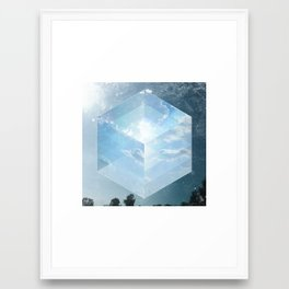 Give it to Me Framed Art Print