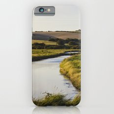 Cuckmere river iPhone 6s Slim Case