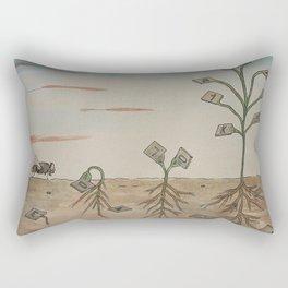 Keyboard Artifacts Rectangular Pillow