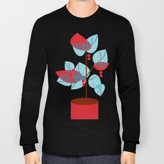 Little Tree Long Sleeve T-shirt