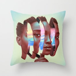 Win or Lose Throw Pillow