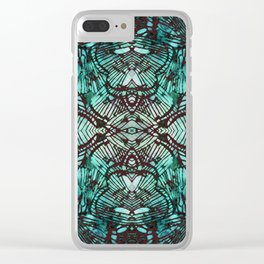 butterfly Clear iPhone Case