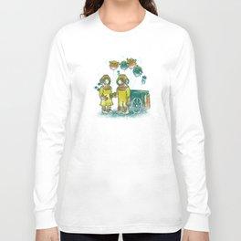 the BalloonFish Vendor Long Sleeve T-shirt