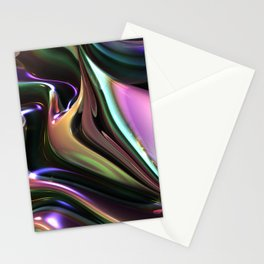 187 Fractal Stationery Cards