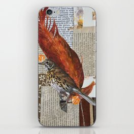 British Birds iPhone Skin