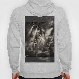 Anna and The Barbies Music Band Gig  Hoody