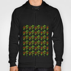 bright trees and fruits Hoody