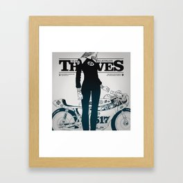 PRINT Nº011 Framed Art Print
