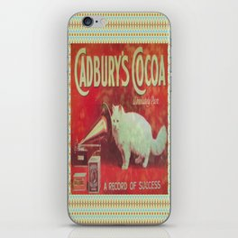 Cadburys Cocoa iPhone Skin