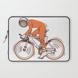 All I wanna do is bicycle Laptop Sleeve