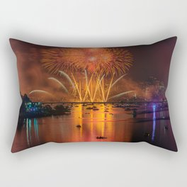 Happy 4th of July, USA!!! Rectangular Pillow