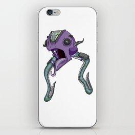 Octo-Seeker iPhone Skin