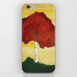 When Summer Ends iPhone Skin
