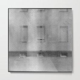 quadrangular Metal Print
