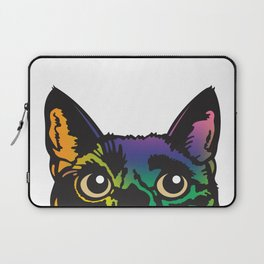 Rainbow Cat Laptop Sleeve