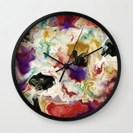 4 out of 4 Wall Clock