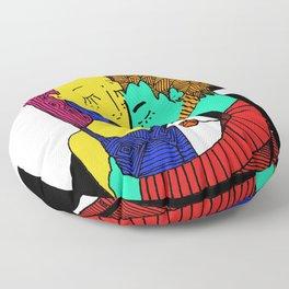 Amor Carnal Floor Pillow