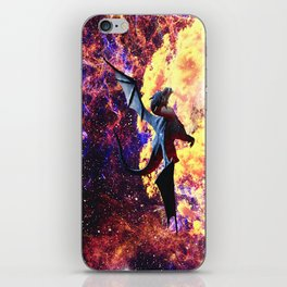 Planet of the Dragon iPhone Skin
