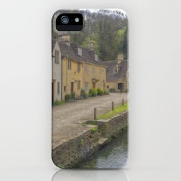 Castle Combe. iPhone Case