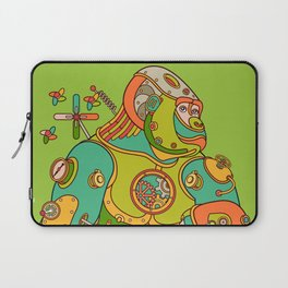 Gorilla, cool wall art for kids and adults alike Laptop Sleeve