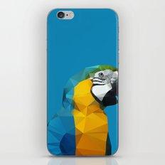 Geo - Parrot iPhone & iPod Skin
