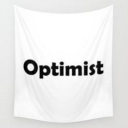 Optimist Wall Tapestry
