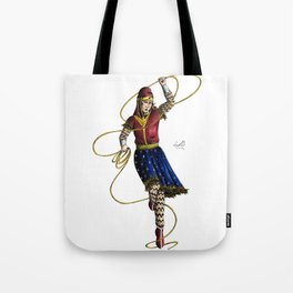 Scythian Woman of Wonder Tote Bag