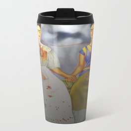 Two Fridas Travel Mug