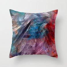 Space 7 Throw Pillow