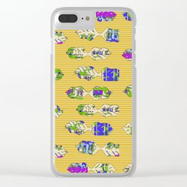 FISHES Clear iPhone Case
