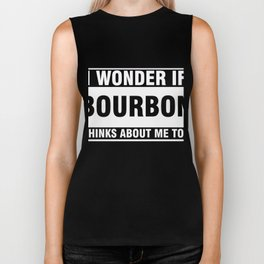 Best Gift Ideas For Bourbon Lover. Biker Tank