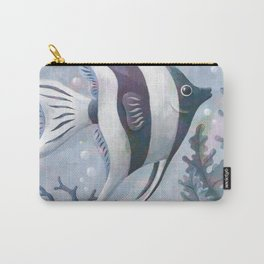 Angel Fish Carry-All Pouch