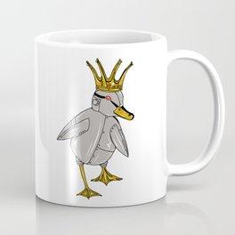 Robot Duck King Coffee Mug
