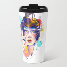 Vertical  Travel Mug