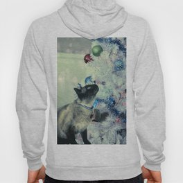 Dreaming of a White Christmas Hoody
