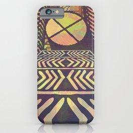 RetroFuture / Evolution-04 iPhone Case