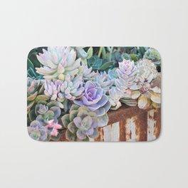 Desert Flowers Bath Mat