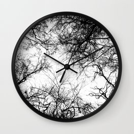 Lift Me Up Wall Clock