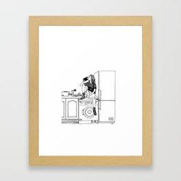 Juice Framed Art Print