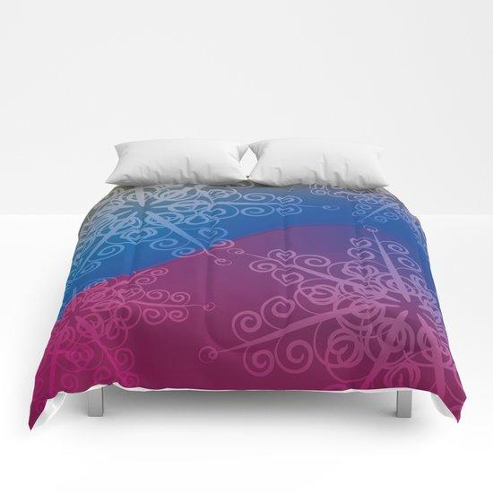 Ain't She Sweet Comforters