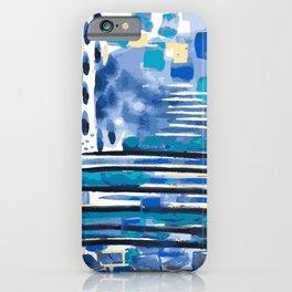 Sea Wall iPhone Case