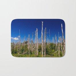Cape Breton Seaside Treescape Bath Mat