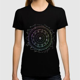 Astrological Magic Circle T-shirt