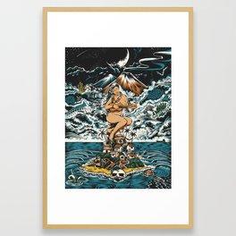 Tropic Framed Art Print