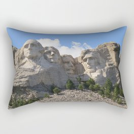 Big Heads Rectangular Pillow