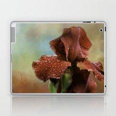 Bearded Iris Laptop & iPad Skin
