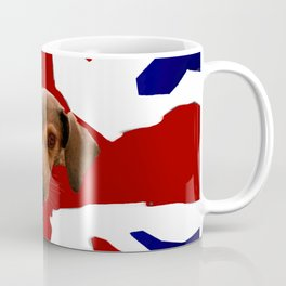 The Smooth Side of being British Coffee Mug