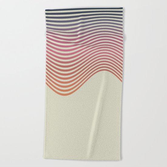 Meta:2:1 Beach Towel