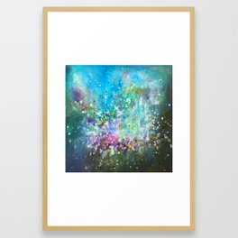 Summer Spirit Framed Art Print