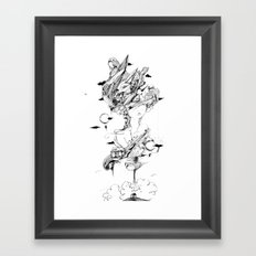 Show Framed Art Print